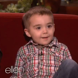The 3-year-old sprinkle thief takes his fibbing ways to 'Ellen' | It's Show Prep for Radio | Scoop.it