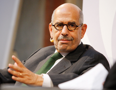 Mohamed ElBaradei: The Return of the Challenger - The Daily Beast | Coveting Freedom | Scoop.it