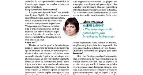 PARIS MATCH : 22/09/16 - Racheter des trimestres à bon escient | Sapiendo Retraite : Actualités | Scoop.it