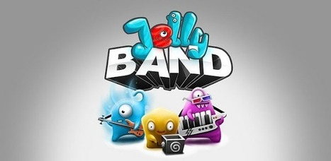 Jelly Band - Apps on Android Market | GOSSIP, NEWS & SPORT! | Scoop.it