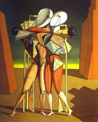 Giorgio De Chirico: Ettore e Andromaca | Capire l'arte | Scoop.it