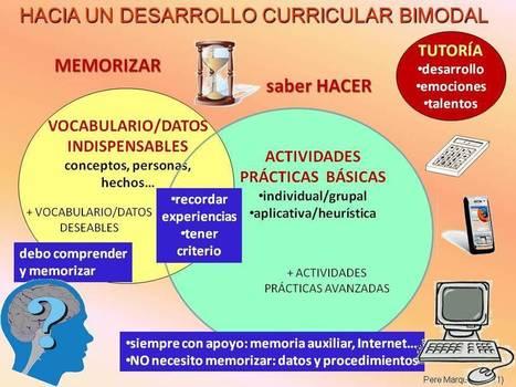 Currículo Bimodal | Diván del Orientador | Scoop.it