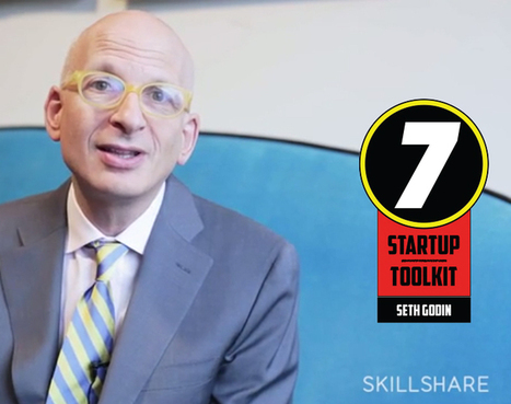 Seth Godin: The Future Of Education And The Current State Of Marketing | Educational Leadership and Technology | Scoop.it