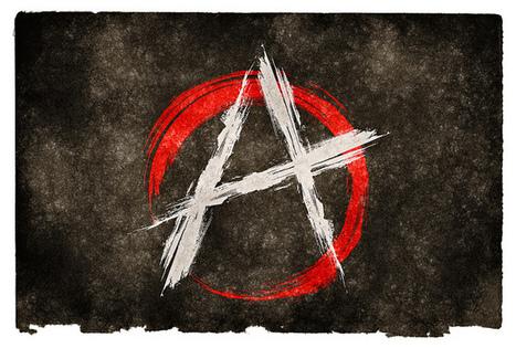 Anarchie 1 Porte clés Divers