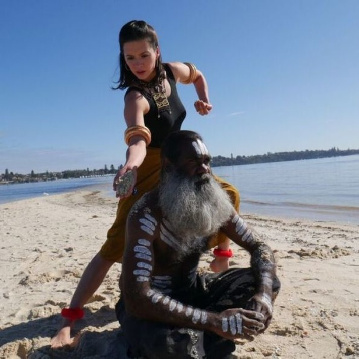 Aboriginal and world dance clash in Kaya | ABC (Australie) | Kiosque du monde : Océanie | Scoop.it