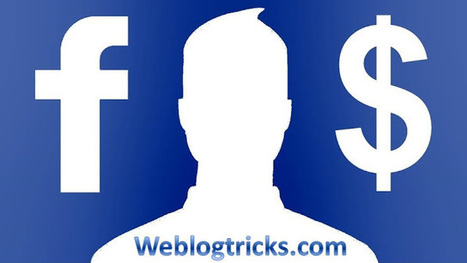 Now possible to Earn Money from Facebook   Web Development   Scoop.it