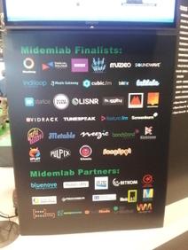 Les startups ont-elles ré-inventé la musique au Midem 2014 ? | Radio 2.0 (En & Fr) | Scoop.it