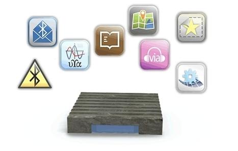 Influencia - Innovations - IPavement: sous les pavés le Web | #VilleNumérique | Scoop.it