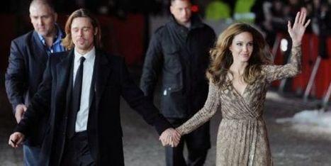 Brad Pitt et Angelina Jolie : leur vin élu meilleur rosé du monde | 694028 | Scoop.it