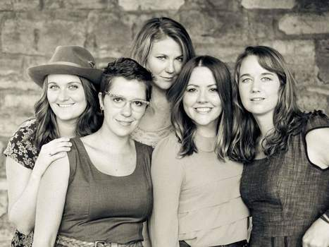 Della Mae among top new acts in bluegrass | Acoustic Guitars and Bluegrass | Scoop.it