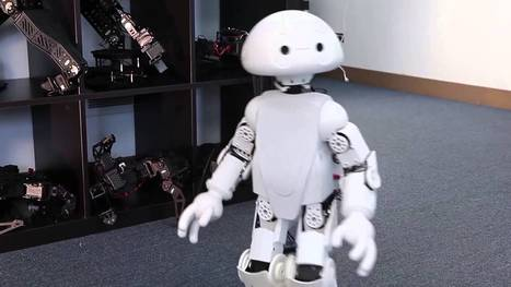 Jimmy: Open Source 3D Printed Robot - YouTube   The Future   Scoop.it