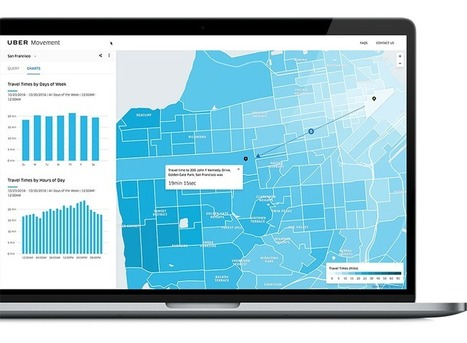 Uber Movement: Let's find smarter ways forward | metrobodilypassages | Scoop.it