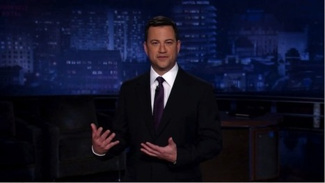 When It Comes to The Power of Online Video, Jimmy Kimmel is Right. | Social TV addicted | Scoop.it