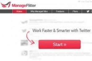 Faire le ménage dans ses abonnements avec ManageFlitter   Social media   Scoop.it