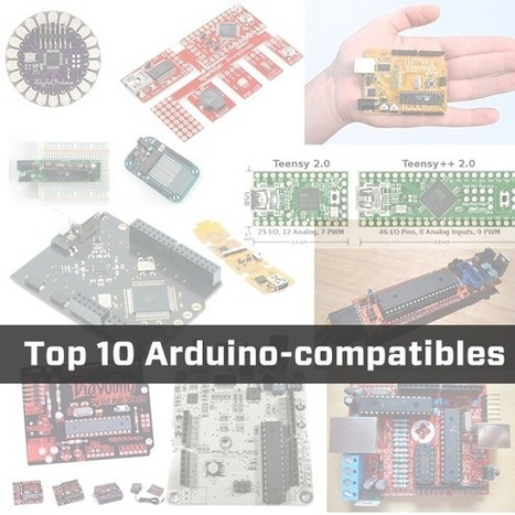 "Soapbox: My Top 10 Favorite Arduino-Compatible ""Clones"" and Derivatives 