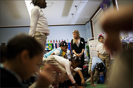 Teacher-Prep Programs Zero In on Effective 'Practice'   Better teaching, more learning   Scoop.it