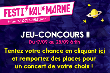 29th Festival de Marne 01 -17 October 2015 IVRY-SUR-SEINE | France Festivals | Scoop.it