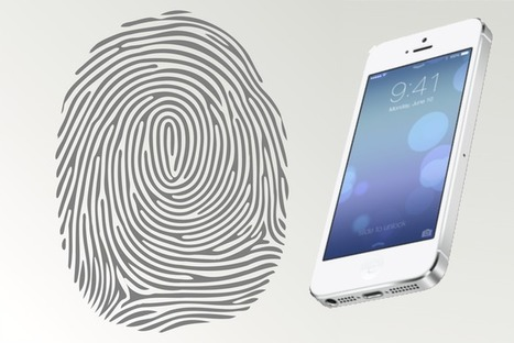 Why would Apple add a fingerprint sensor to the iPhone? | iPhone stuff | Scoop.it