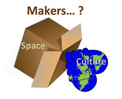 15 Ideas To Go Beyond Makers Space… Building a Makers Culture | Into the Driver's Seat | Scoop.it