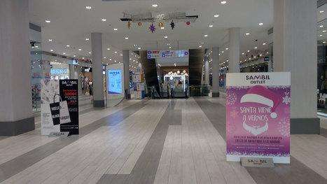 f42acf63b27 El centro comercial Sambil Outlet sortea 3.000 euros por el Black Friday y  adelanta la llegada de Papá Noel