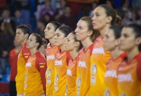 Torneo de Santander. España se proclama campeona tras derrotar a Rusia   Basket-2   Scoop.it
