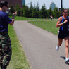 United States Marine Corps Physical Fitness Training: Crunches