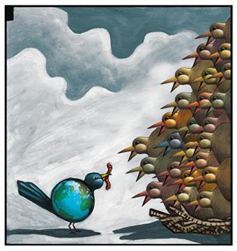 La revolución del emprendimiento social by Muhammad Yunus | Sociedad 3.0 | Scoop.it