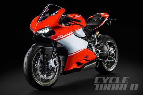 Ducati 1199 Superleggera – First Look The most exotic V-Twin Ducati ever. - Cycleworld   Ducati & Italian Bikes   Scoop.it