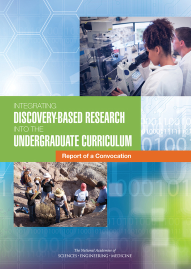 Integrating Discovery-Based Research into the Undergraduate Curriculum: Report of a Convocation | Effective STEM Education                                      (Mostly HigherEd & Biotechnology-relevant) | Scoop.it