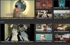 A Treasure Trove of Video Lessons on Art for Teachers and Students | Teaching Visual Art | Scoop.it