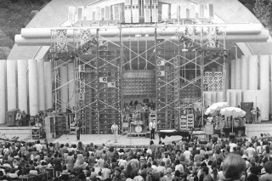 Grateful Dead Listening Guide: 1974 July 21 - Hollywood Bowl | Background Story is History | Scoop.it