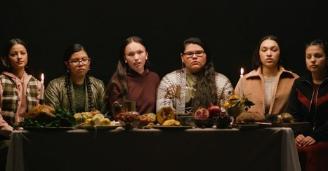 Native American Girls Tell the REAL History of Genocide Behind Thanksgiving | AboriginalLinks LiensAutochtones | Scoop.it