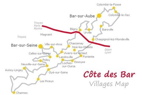 Cote des Bar [Peter Liem] | Côte des Bar champagne | Scoop.it