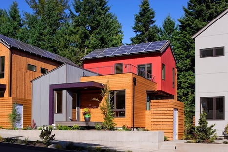 Net-Zero Energy Homes in Grow Community | Passive House + Net Zero Energy Homes | Scoop.it