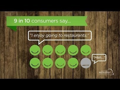 What do consumers look for in a restaurant? | Food News | Scoop.it