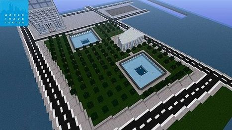 The New World Trade Center New York Map Map F