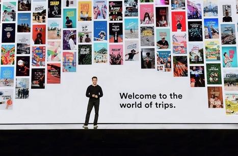 Airbnb devient une agence de voyage avec le lancement de Trips | Etourisme et social média | Scoop.it