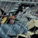 """DC UNIVERSE: INTRODUCING THE """"SECOND WAVE"""" OF DC COMICS-THE NEW 52 