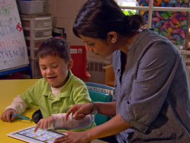 Apps for Autism - 60 Minutes - CBS News | AssistiveTechnology | Scoop.it
