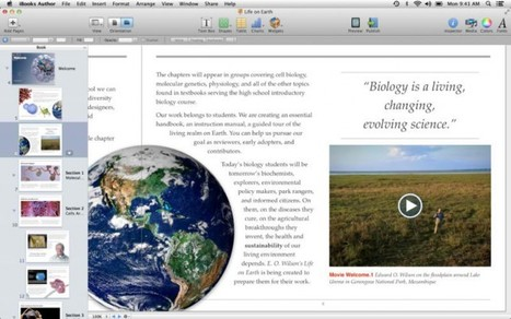Interactive Books Have Just Become More So With iBooks Author 2.0 -- AppAdvice | Ebooks, interactive iBooks & iBooks Author | Scoop.it