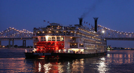 The American Queen Paddle-Wheeler Cruises on the Mississippi | Travel Bites &... News | Scoop.it