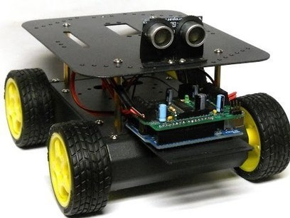 11     ROBOTICS FOR BEGINNERS | Robot News | Raspberry Pi | Scoop.it