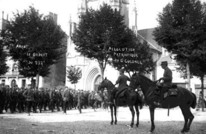 2août 1914 : à Châtellerault 10.000hommes sont mobilisés #Châtellerault #centenaire | ChâtelleraultActu | Scoop.it