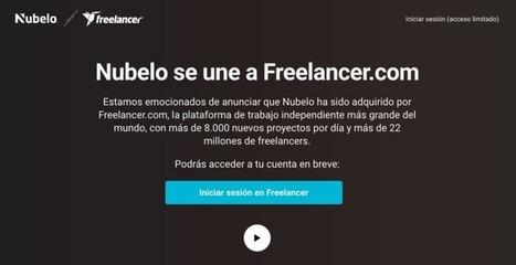 "Freelancer.com compra la startup española Nubelo | Loogic Startups | Informática ""Made In Spain"" | Scoop.it"