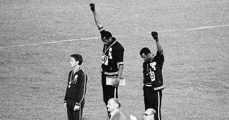 Nobody pays attention to the white man who isn't raising his fist, the truth is finally revealed here | Veille développement durable | Scoop.it