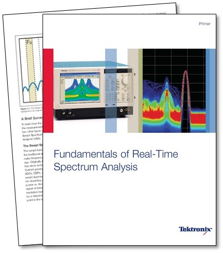 Fundamentals of Real-Time Spectrum Analysis?