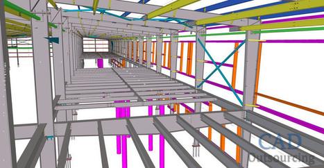 Rebar Structure Steel Detailing Services Qatar