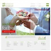 Free Matrimonial Website Themes And Templates - Matrimonial website templates