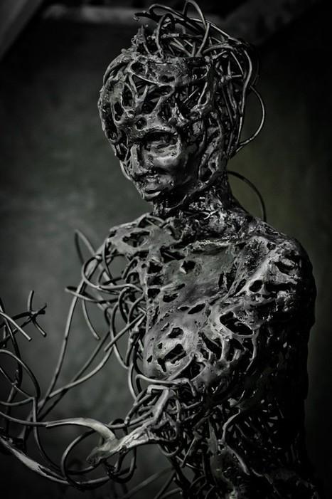 Ballerina Sculptures by Regardt van der Meulen » CONTEMPORIST | Art Works | Scoop.it