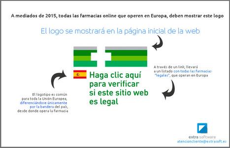 Entra en vigor el logotipo europeo para la seguridad de las farmacias online | PMFARMA | Farmacia Social Media | Scoop.it
